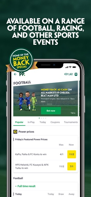 Paddy power mobile text betting free binary options signal software