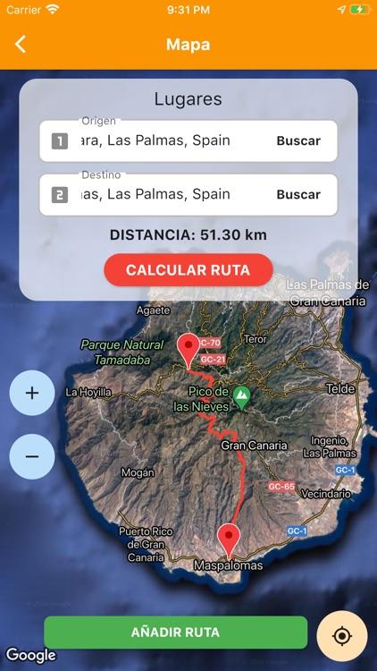 Reservas de Taxis Las Palmas screenshot-4