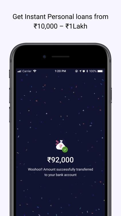 LazyPay–PayLater|Personal Loan screenshot-4