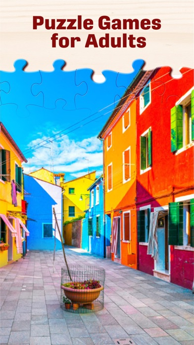 Jigsaw Puzzle for Adults for windows pc