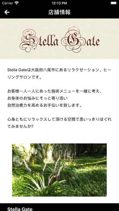 Stella Gate紹介画像3