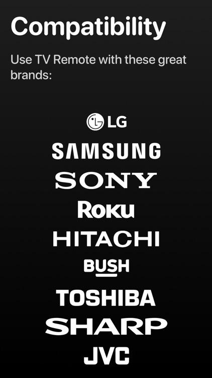 TV Remote - Universal Remote screenshot-4