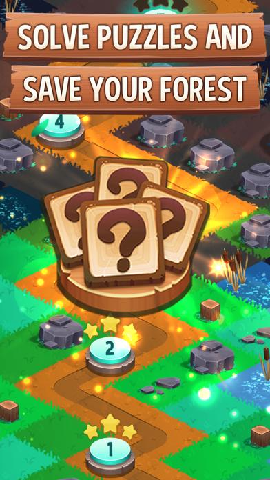 Spell Forest - Word Adventure screenshot 2