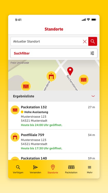 DHL Paket screenshot-5