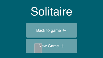 Screen Shot World of Solitaire 1