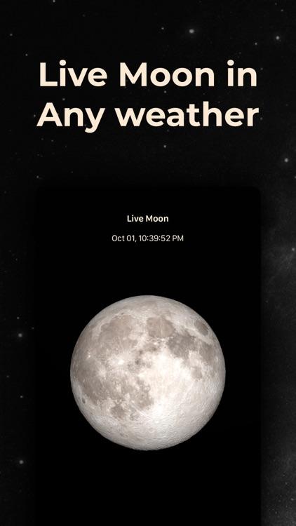 MoonX - Moon Phase Calendar screenshot-9