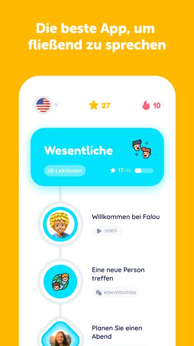 messages.download Falou - Sprich Englisch software