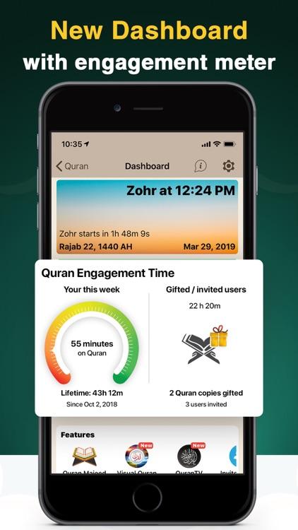 Quran Majeed Proالقرآن المجيد screenshot-3