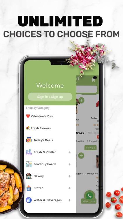QualityFood : Online Grocery screenshot-3