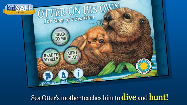 Otter on His Own - Smithsonian