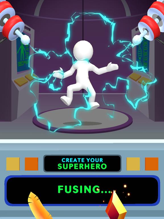 Heroes Inc! screenshot 5