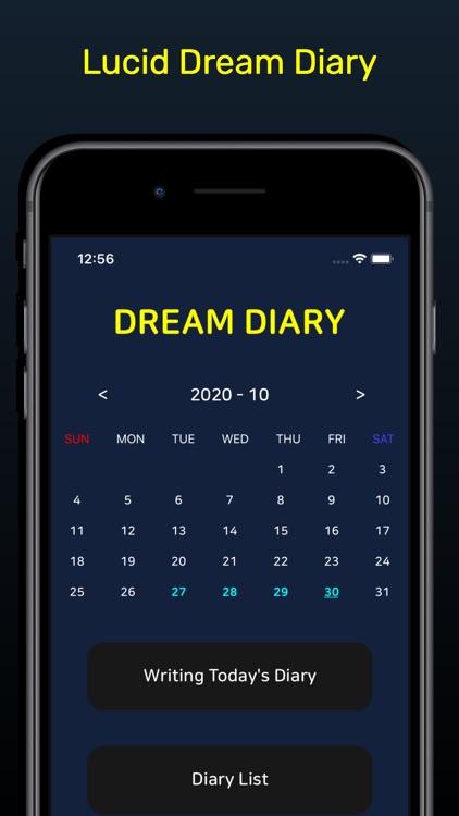 Dream Diary - Lucid Helper