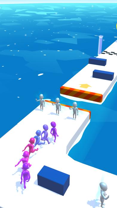 Human Bridge screenshot 2