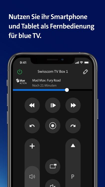 Swisscom blue TV screenshot-4
