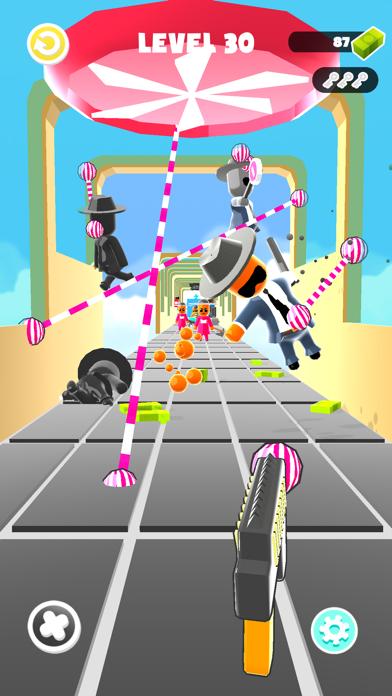 Rope Gun 3D screenshot 1