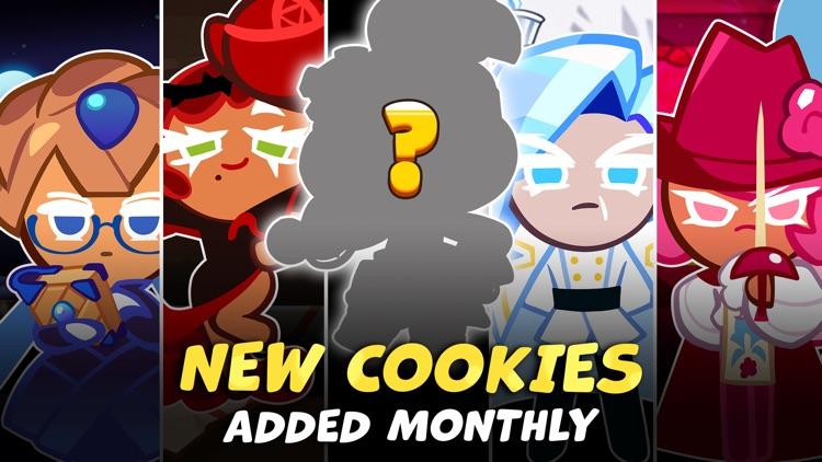 Cookie Run: OvenBreak screenshot-7