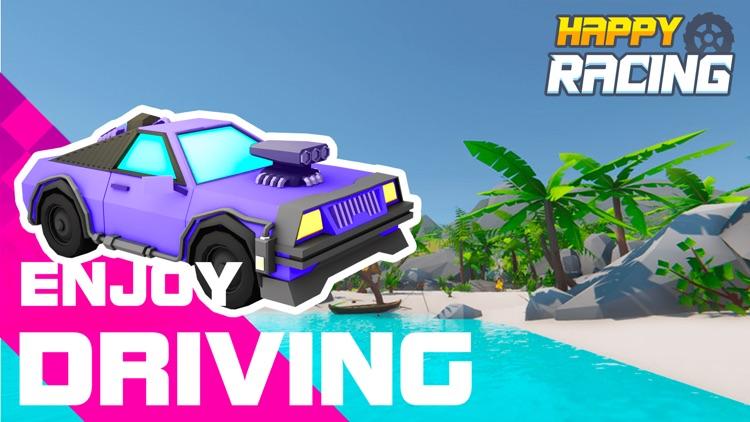 Happy Racing - Hill Climb screenshot-4