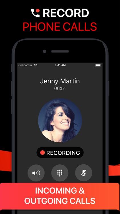 Record Phone Call Recorder App