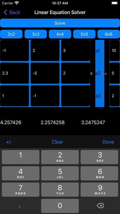 OPie RPN Calc screenshot-8