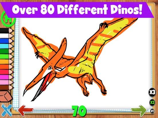 Coloring Dinos screenshot 10