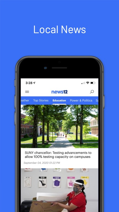 messages.download News 12 Mobile software