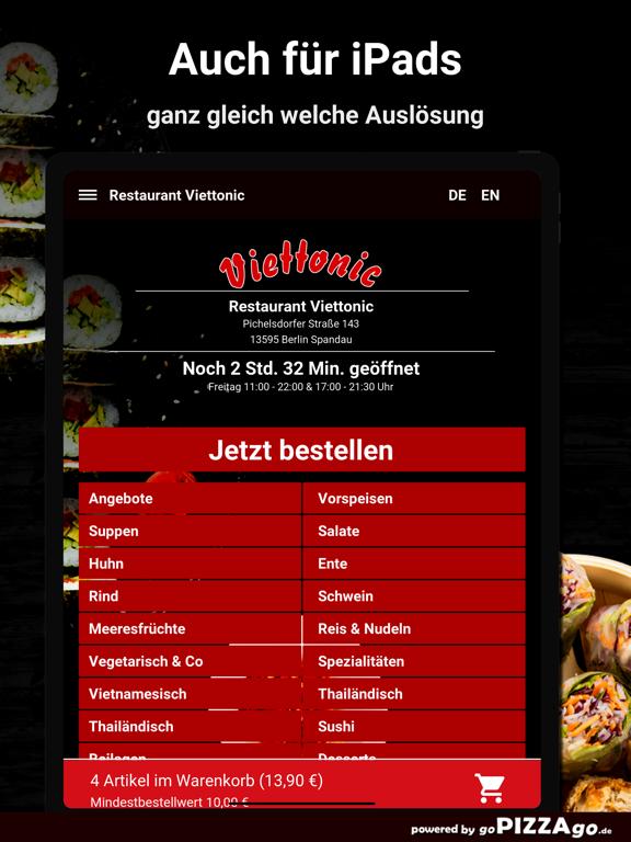 Viettonic Berlin Spandau screenshot 7