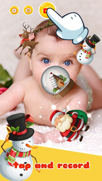 Baby Rattle with Child Lock