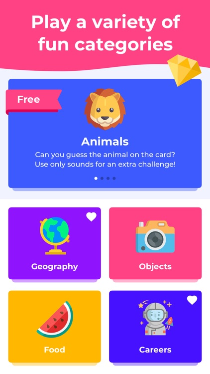 GuessUp Kids - Image Charades screenshot-0