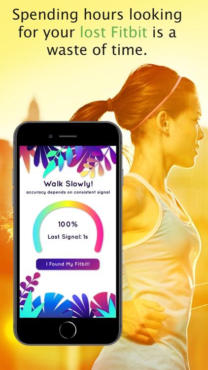 Find My Fitbit - Finder App screenshot-3