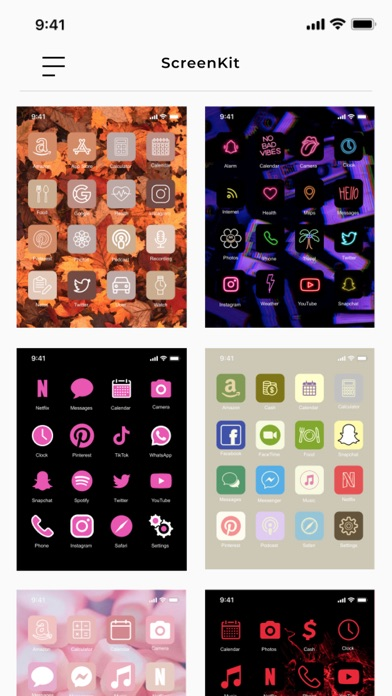 Download ScreenKit -Aesthetic App Icons for Android