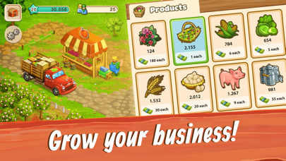 Big Farm: Mobile Harvest for windows pc