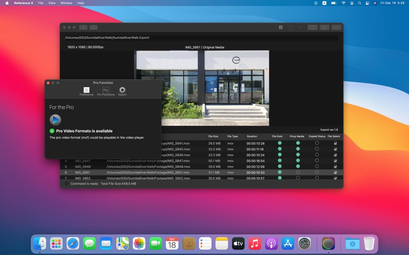 Reference X for Mac