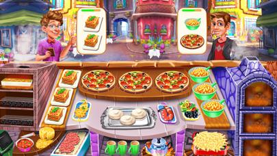 Cooking Island: Kitchen Games Screenshot on iOS