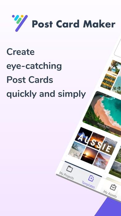Desygnerによるポストカードメーカー紹介画像1