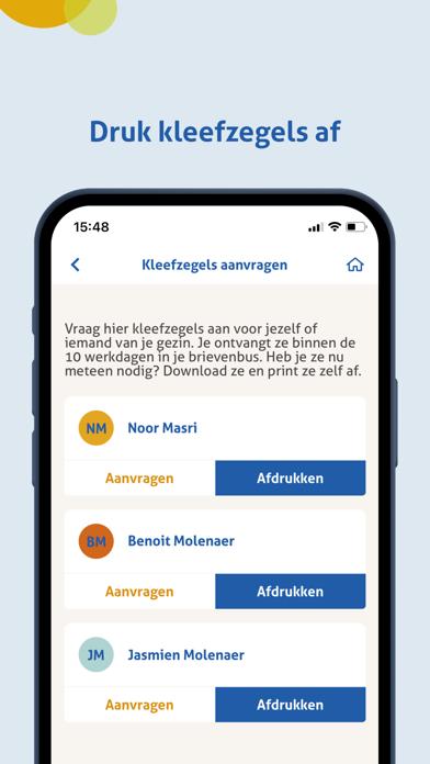 messages.download Partena Ziekenfonds software