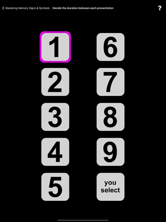 Mastering Memory Symbols screenshot 18