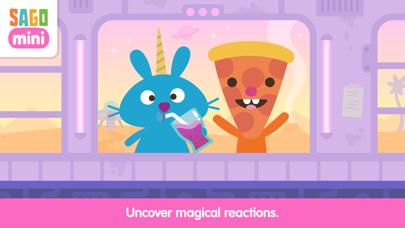 Sago Mini Super Juice Maker screenshot 4