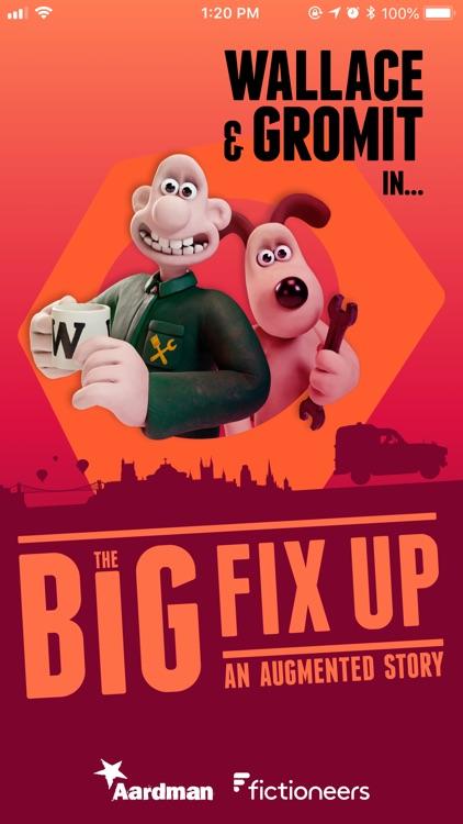 Wallace & Gromit: Big Fix Up screenshot-0