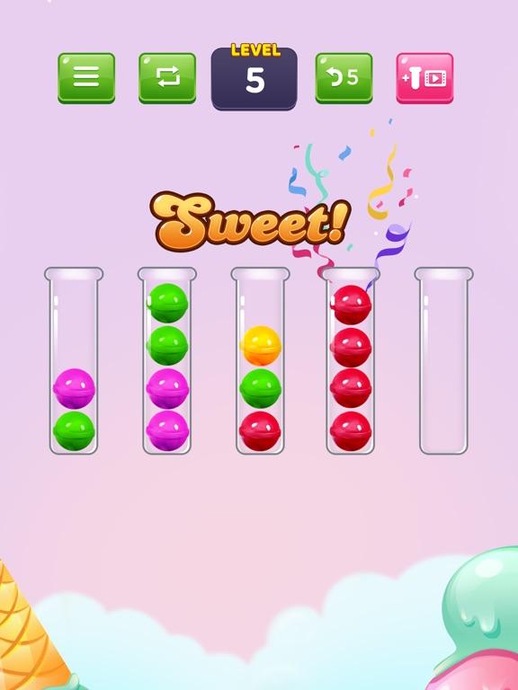 Color Ball Puzzle - Ball Sort screenshot 9