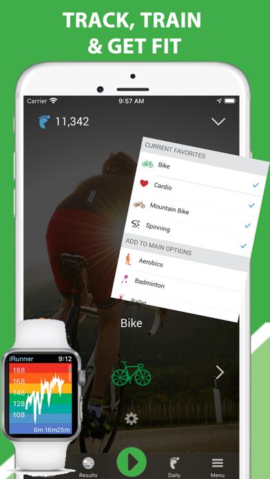 iCardio Workout Trackerのおすすめ画像1