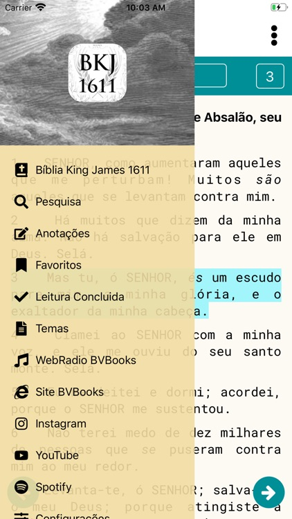 Bíblia King James 1611 screenshot-3