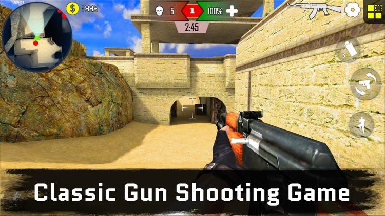 Gun Strike Ops: Shooting Games screenshot-0