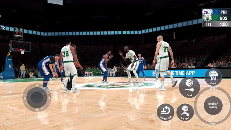 NBA 2K21 Arcade Edition screenshot-4