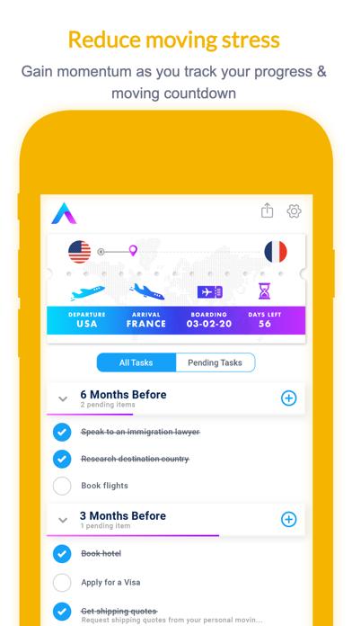 Avvinue: Moving Checklist+ Pro screenshot 2