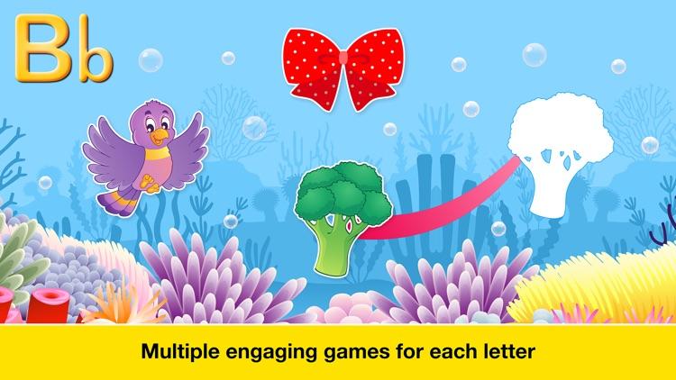 Alphabet Aquarium Letter Games screenshot-7