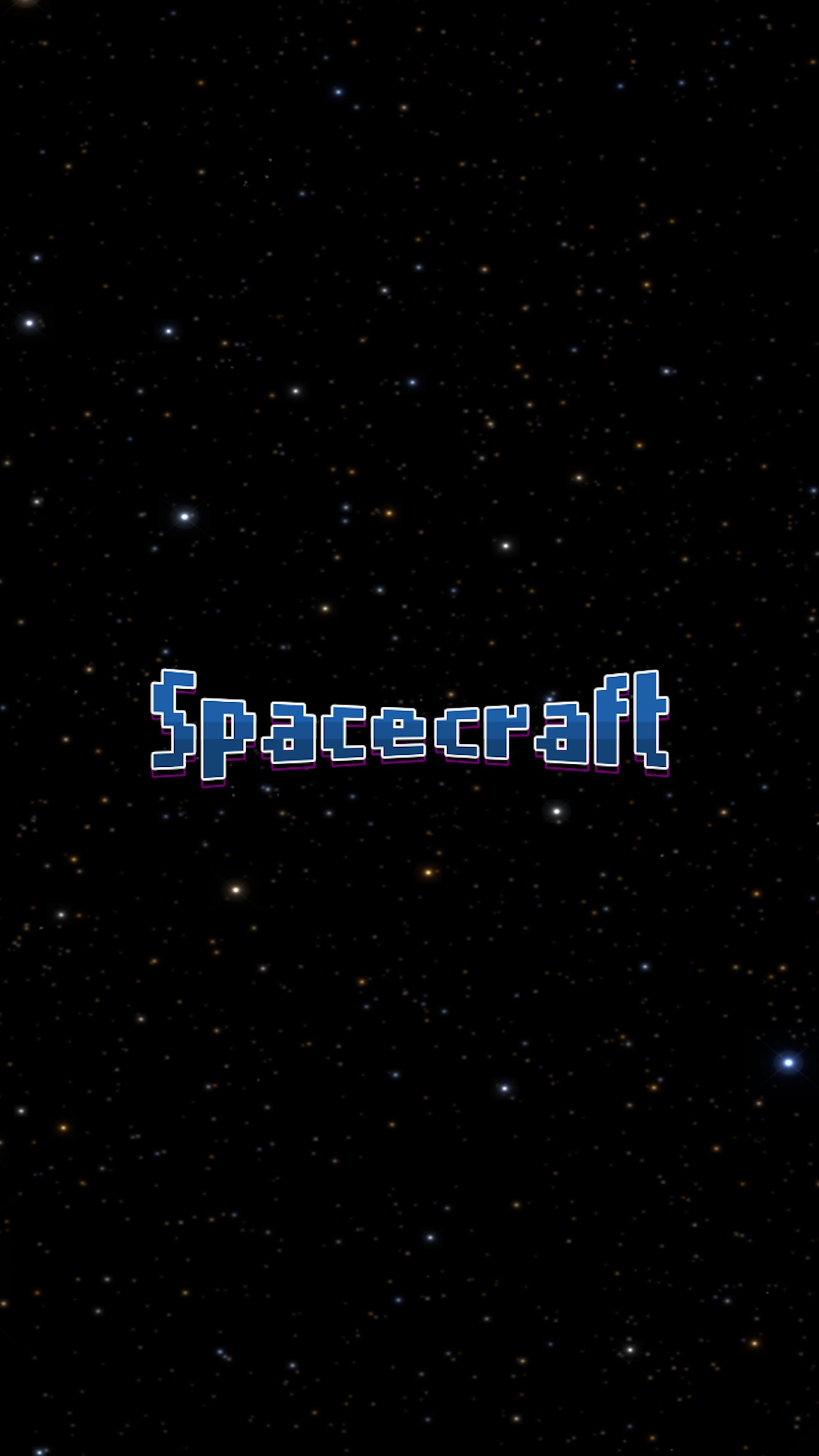 Screenshot do app Spacecraft I