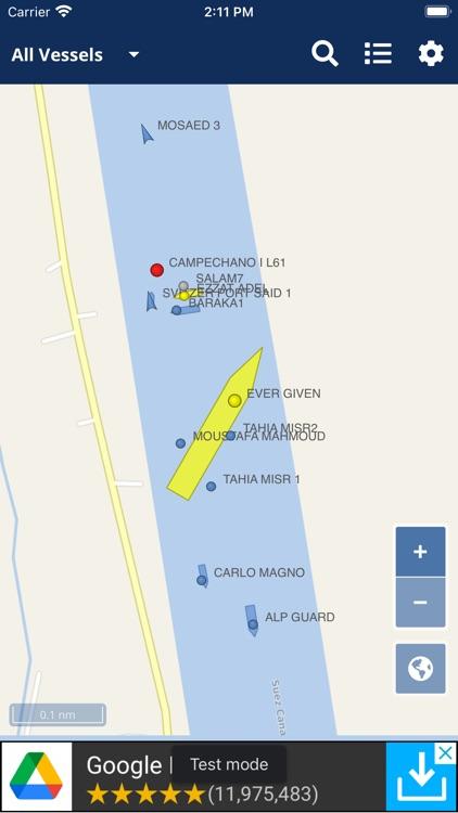 VesselFinder Lite screenshot-5