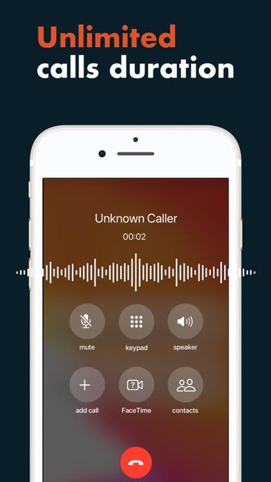 自動通話録音とログのスクリーンショット3