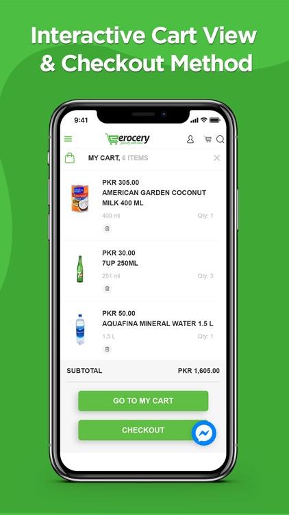 Erocery - Online Grocery Store screenshot-4