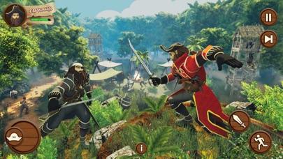 Sea Pirates Battle Action RPG screenshot 7